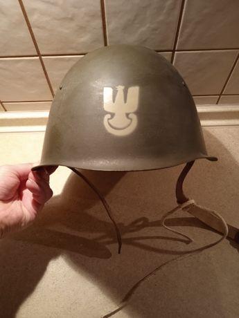 Hełm wojskowy stalowy