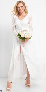 Nowa z metką suknia ślubna ORSAY rozmiar 40