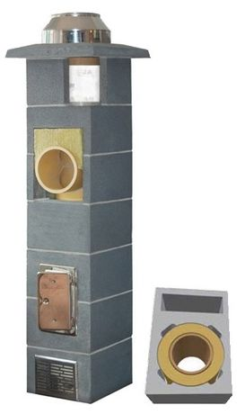 Frezowanie kominów, szlamowanie, wkłady kominowe, ceramika, kwasówka
