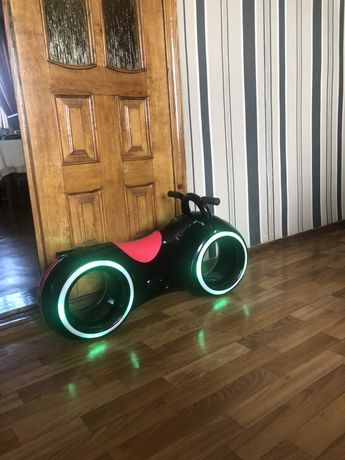 Беговел Tron bike, srar one scooter