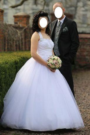 Suknia ślubna Princessa rozmiar S