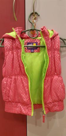 Жилет, жилетка Pink Platinum на девочку на рост 110-116