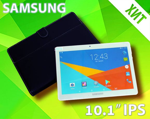 "Планшет-телефон Galaxy Tab S, 10.1"" 2-16, 2-32, 4-64. Wi-Fi, Bluetooth"