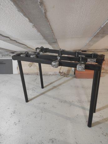 Rack Bateria Pearl 10 clamps