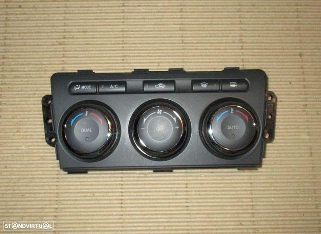 Comando de sofagem e ac para Mazda 6 (2009) GDN361190A T1013520UC