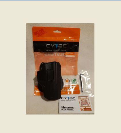 Kabura Cytac HK USP Compact VP9 SFP9 NOWA do replik ASG