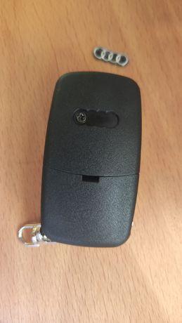 Chave Audi A4 Nova