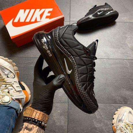 Кроссовки Nike Air Max 720-98 Black | кросівки найк Мужские/Женские