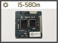 Процессор Intel Core i5-580m 3,3Ghz Socket G1 +паста ноутбук = i7-620m
