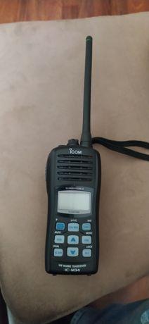 Преносная морская радиостанция