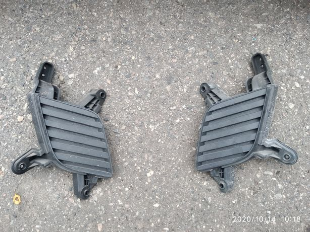 Продам заглушки ПТФ Kia Sportage III USA