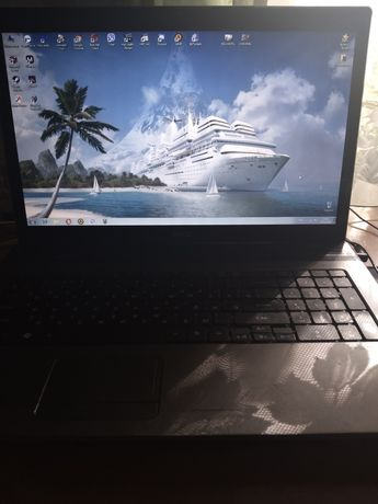 Продам ігровий ноутбук Acer aspire
