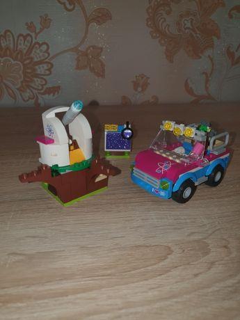 LEGO для девочек лагерь
