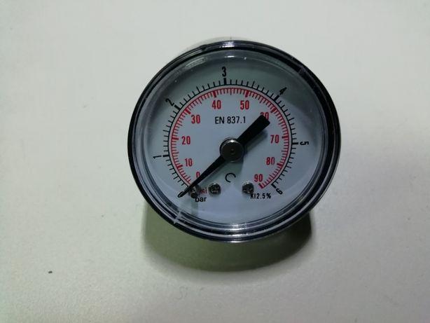 Manómetro gerador vapor Comel