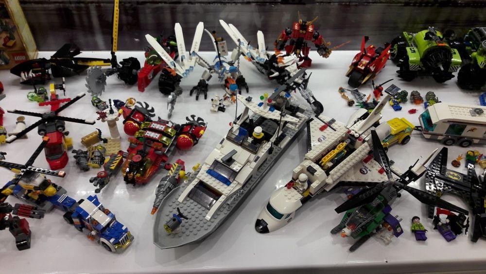 Lego kolekcja + 2 gry wys. gratis Częstochowa - image 1