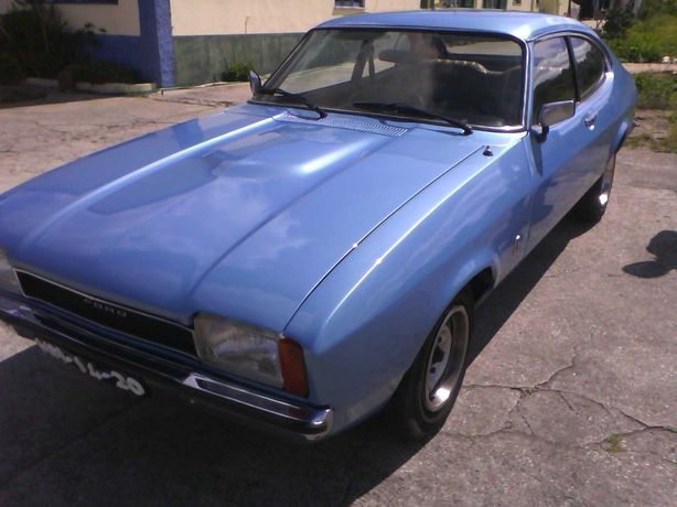 Ford Capri 1.6cc