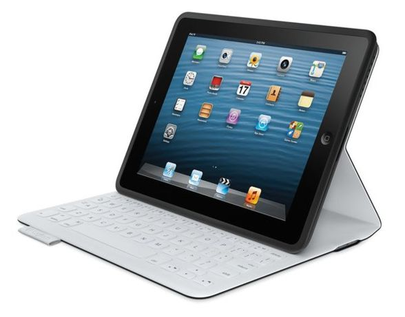 Etui LOGITECH FabricSkin Keyboard Folio do iPad 2, iPad (3rd & 4th Gen