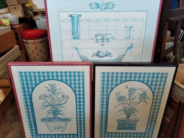 Quadros de casa de banho (3)