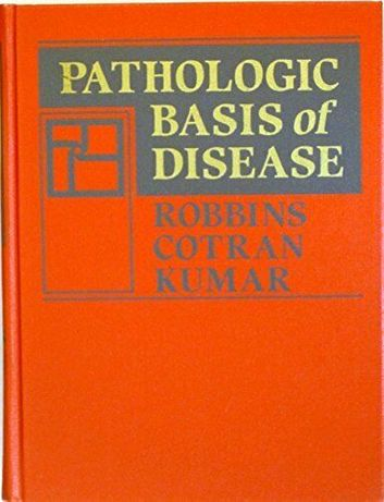Pathologic Basis of Disease, Robbins and Cotran 3ª edição