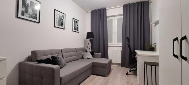 Duży pokój 1 lub 2 os. w 3 pok. mieszkaniu z 2 łazienkami ! NoweMiasto