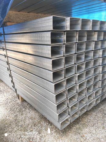 Słupki ogrodzeniowe 60x40 panelowe