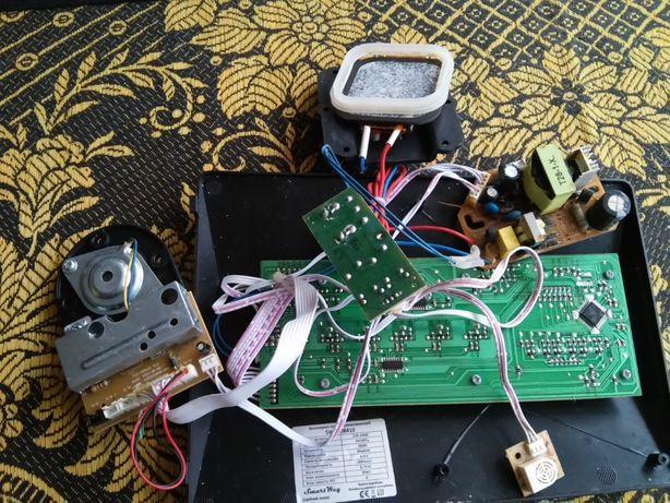 Рем.комплект увлажнителя воздуха ультразвукового SW-HU8410, электроник
