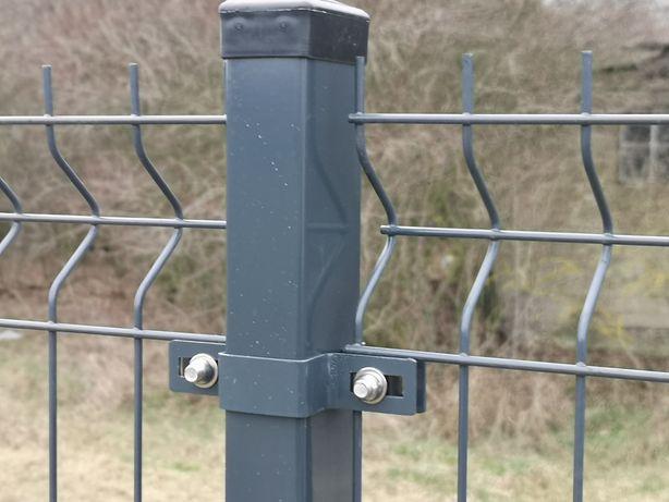 Kompleksowo Ogrodzenia panelowe i palisadowe bramy furtki