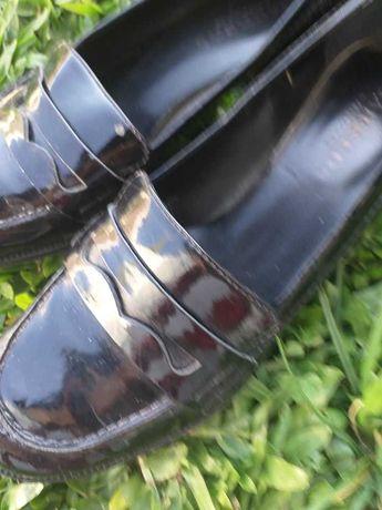 """Vendo Sapatos 38 pretos de Senhora """"Aerosoles""""- portes grátis"""
