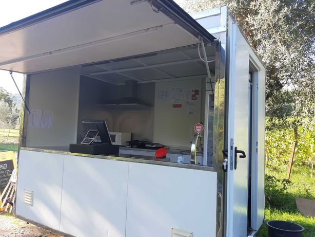 Roulote Bar / Foodtruck
