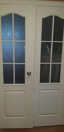 Срочно продам межкомнатные двойные двери