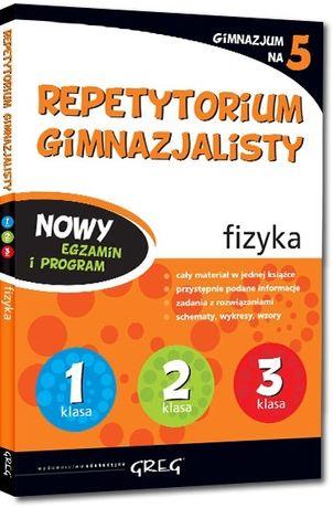Repetytorium fizyka, chemia, biologia