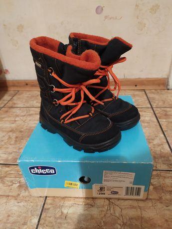 Зимние сапоги-ботинки Chicco