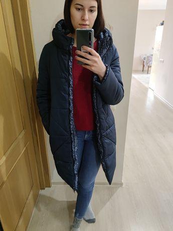 Теплесеньке зимове пальто