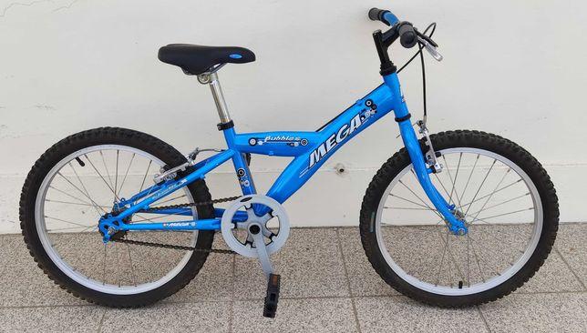 Bicicleta criança roda 20 como nova