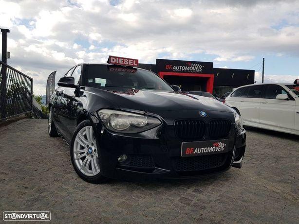 BMW 114 d Pack M