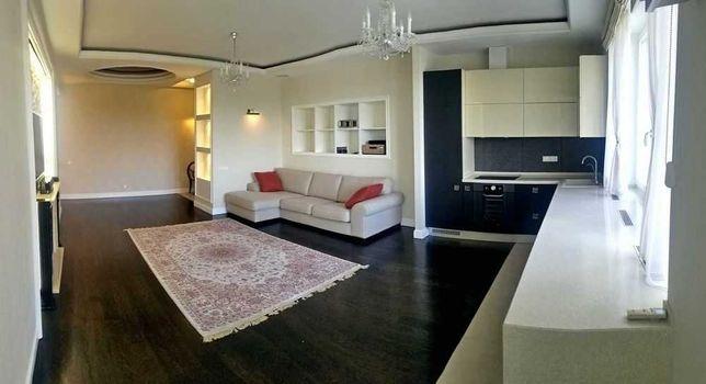 Аренда 4-комнатной квартиры 140 м², Оболонская наб., 3