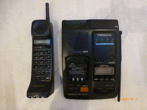 Panasonic KX-T4600 telefon bezprzewodowy z cyfrową automat. sekretarką