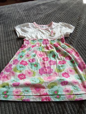Sukienka dla dziewczynki