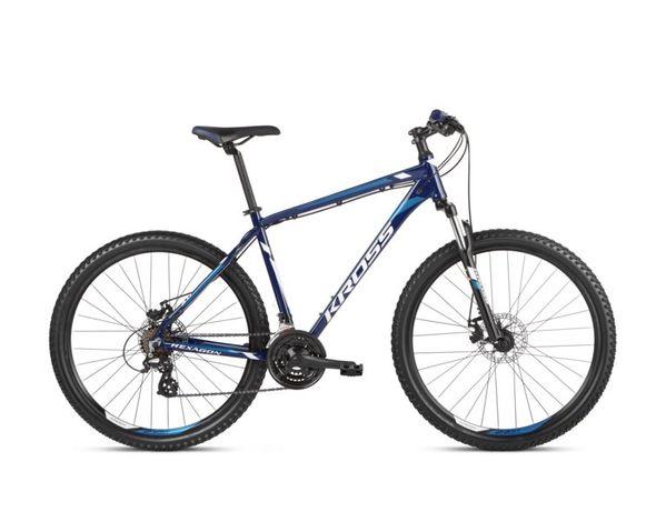 Rower górski Kross Hexagon 3.0 2021 Nowy rozm M -19 koła 27,5