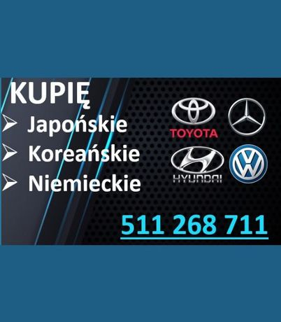 Skup Toyot Toyota Hiace,Corolla,Avensis,Mercedes Sprinter,Kaczka,H100