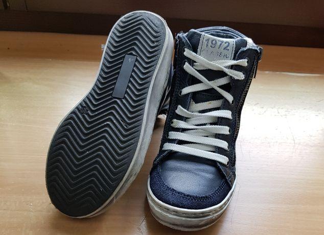 Buty dla chłopca 19,5cm 29/30 Stan idealny Skóra