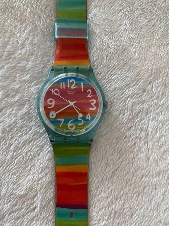 Оригінальний годинник Swatch (виробництво Швейцарія).