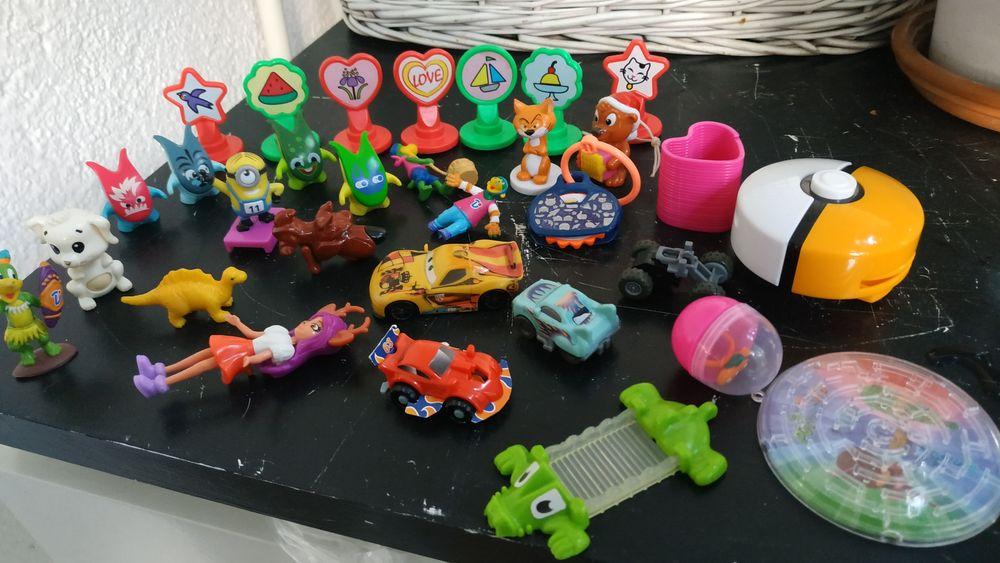 Pieczątki, zabawki, Kinder niespodzianka Kraków - image 1