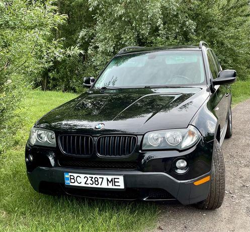 BMW X3 2010 газ/бензин