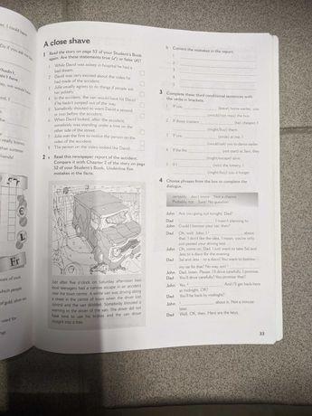 Pacesetter Workbook zeszyt ćwiczeń