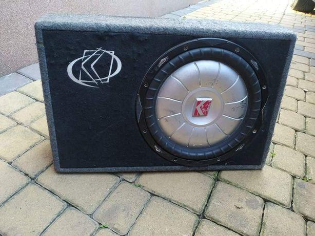 Skrzynia Kicker TCVT122 malutki płaski box