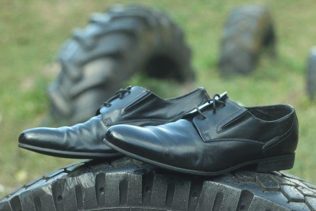 Туфли класические. Натуральная кожа.