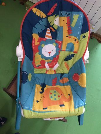Fisher-Price кресло - качалка Infant To Toddler Rocker