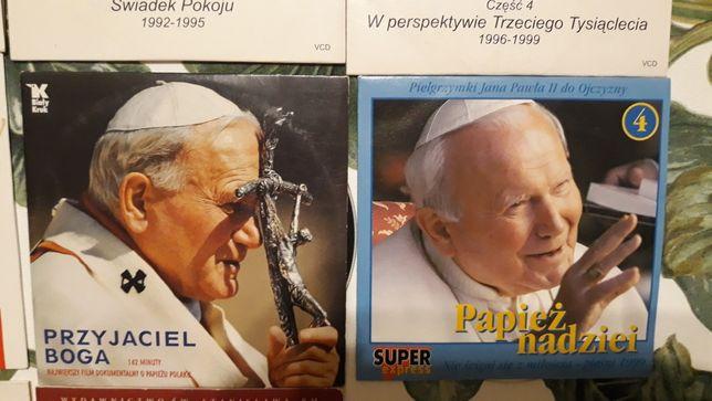 Jan Paweł II- pieśni, filmy, nagrania modlitw z pielgrzymek