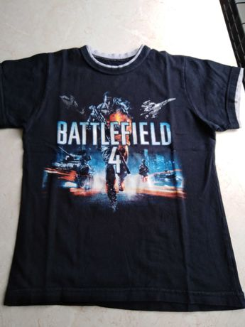 Koszulka BATTLEFIELD, roz. 11-12 lat.